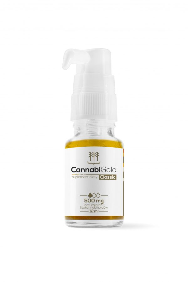 CannabiGold Classic 500mg 12ml 2 scaled