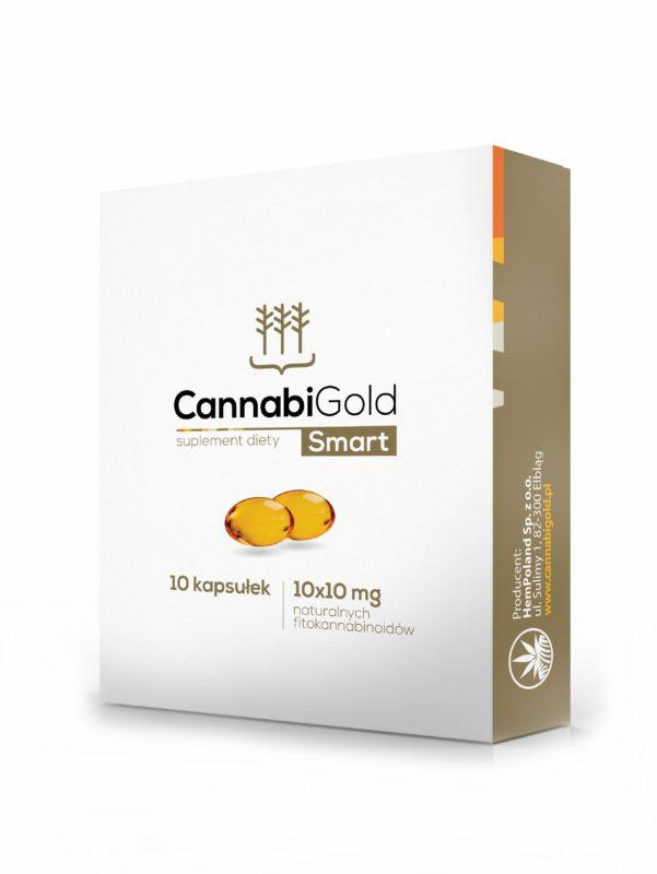 CannabiGold Smart 10szt