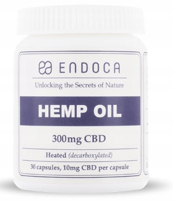 Endoca 300mg CBD 30szt